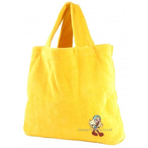 Foldable Hand carried Bath Towel Bag