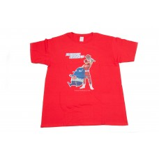 100% Combed Cotton Printing Logo T-shirt