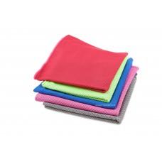 Grid Microfiber Sport Cooling Towel