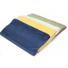 Solid Color Jacquard Face Towel
