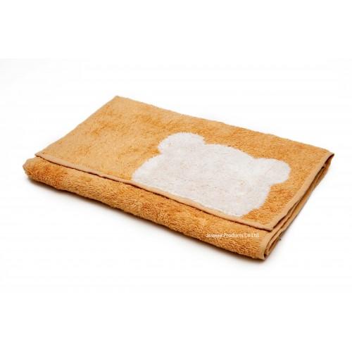 Woven Jacquard Characteristic Pattern Face Towel Hand Towel