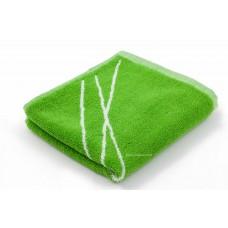 Woven Jacquard Logo Face Towel Golf Towel