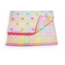 Woven Jacquard Multi-color Face Towel