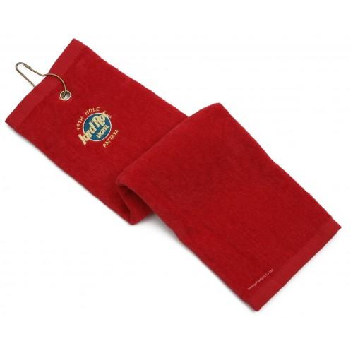 Solid Color Golf Towel
